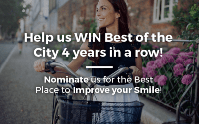 VOTE FOR US IN BEST OF THE CITY 2016!