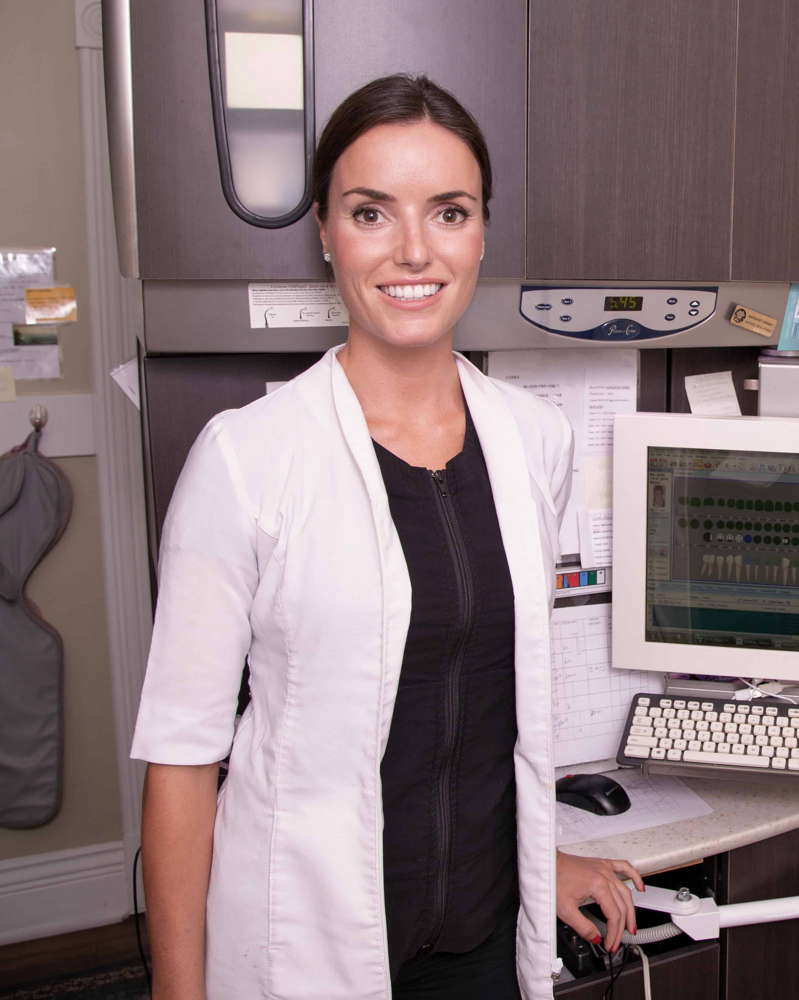 Victoria Dentist, Dr. McCrodan