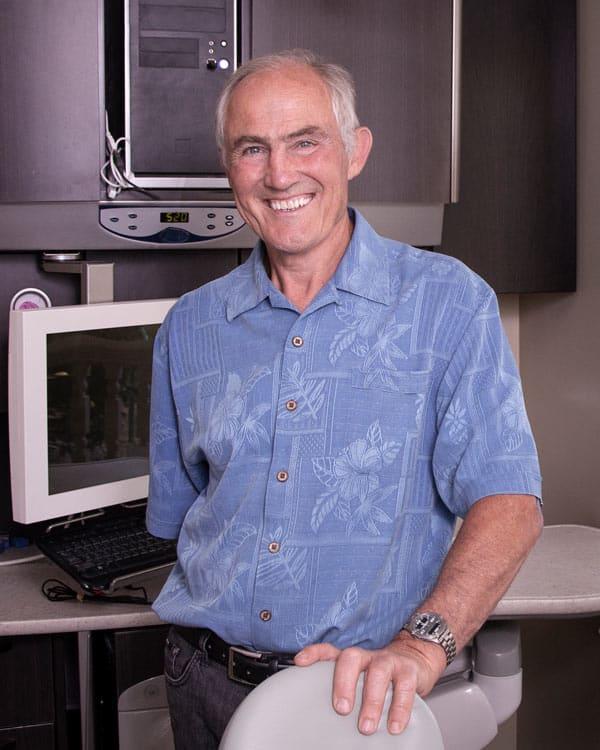 Victoria Dentist, Dr. Van Gyn