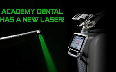 Academy Dental has a new laser!